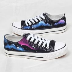 In Stock • $30.00 Converse Shoes, Shoes Sneakers, Shoes Heels, Galaxy Converse, Shoe Boots, Shoe Bag, Adidas Shoes Outlet, Cute Shoes, Me Too Shoes