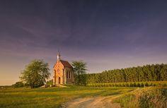 A lórévi Zichy-kápolna is szerepel az út menti látnivalók közöttFotó: DuraAce / Indafotó