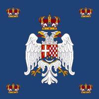 Royal standard of Alexander, Crown Prince of Yugoslavia