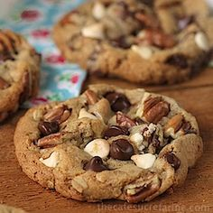 Probably the most fun and delicious cookies you'll ever have the pleasure of meeting!