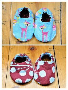 Toyland baby shoes by craggs, via Flickr