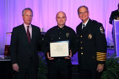 LMPD Distinguished Lifesaving Award - Awarded to members who perform actions or who apply techniques that result in the saving or sustaining of human life. - Det. Daryl Neese