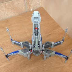 The force awakens Lego x-wing t-70 moc