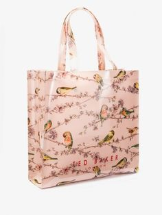 Ted Baker Birdie Branch Print Icon Bag