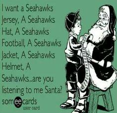 Seahawks Christmas