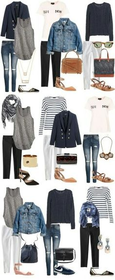 Ideas travel tips outfits wardrobe capsule Winter Fashion Casual, Casual Winter Outfits, Stylish Outfits, Cool Outfits, Fashion Outfits, Fashion Clothes, Beautiful Outfits, Casual Boots, Girly Outfits