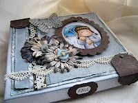 box for easel/bulky 6x6 cards