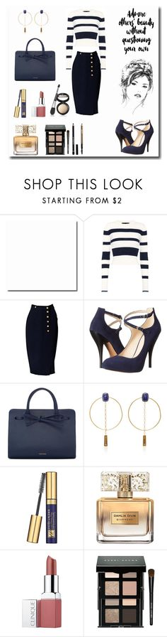 """Adore others beauty without questioning your own!"" by rboowybe ❤ liked on Polyvore featuring Proenza Schouler, Chanel, Nine West, Mansur Gavriel, Isabel Marant, Estée Lauder, Givenchy, Clinique, Bobbi Brown Cosmetics and Urban Decay"