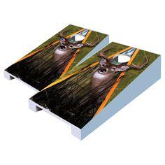Deer Tabletop Cornhole Set - 111-DEERTT