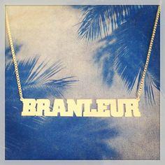 Collier Branleur - Felicie Aussi