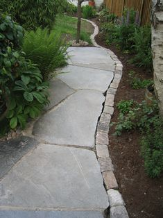 Galleri - Velholdt Park og Hage AS Ecology, Sidewalk, Garden, Summer, Garten, Side Walkway, Lawn And Garden, Walkway, Gardens