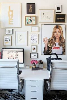 chic home office ideas and inspiration