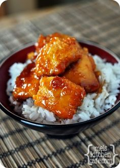 Firecracker Chicken! Yum!