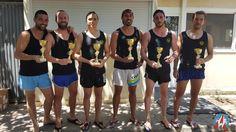 Salva la veu del Poble: Ganadores en el campeonato de Voley Playa en la pl...