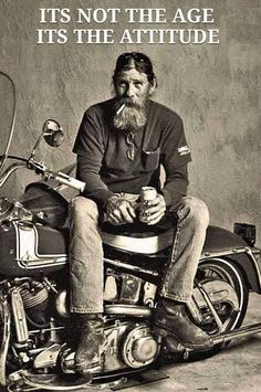 Beautiful Biker Trash : Photo