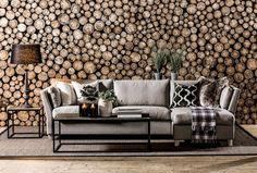 Home&Cottage - Balder sofa, Madison table