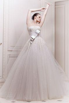 Zuhair Murad Wedding Dresses 2012 | Harmonia