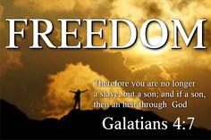 Freedom Comes From Knowing Who You Are