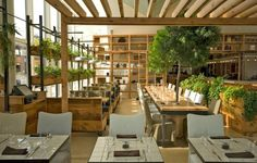 Kaper Design; Restaurant & Hospitality Design Inspiration: J.G. Domestic