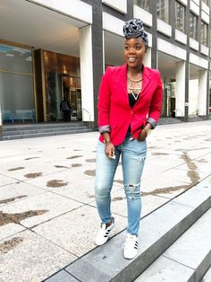Fashion & Lifestyle for the Modern Queen Classy Outfits, Fall Outfits, Casual Outfits, Cute Outfits, Fashion Outfits, Womens Fashion, Blazer Outfits, Jean Outfits, Urban Fashion