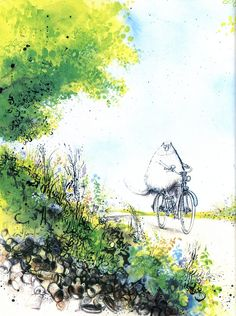 Ronald Searle's Big Fat Cat Book | by Queenie & the Dew