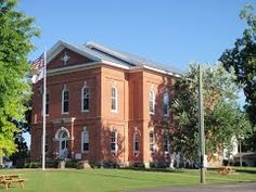 Pope County Courthouse in Golconda, Illinois