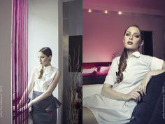 Focení módní kolekce pro Adélu Kupkovou