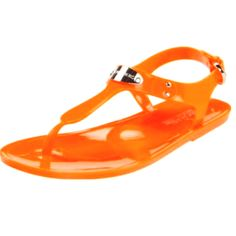 Miachael kors need them #neon#sandals