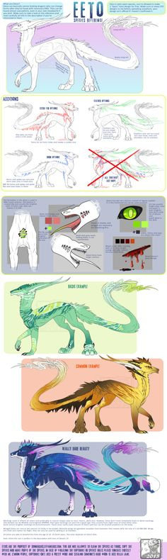 Eeto species ref vol1 by TriinuArjus.deviantart.com on @DeviantArt
