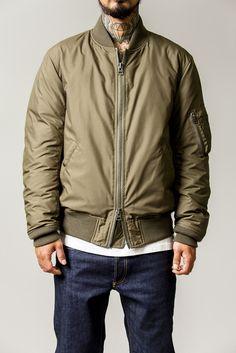 3_1 jacket ¥45,000 tee ¥6,000 denim ¥19,000