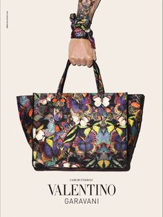 Valentino Accessories Fall Winter 2014 Ad Campaign by Terry Richardson | FashionMention