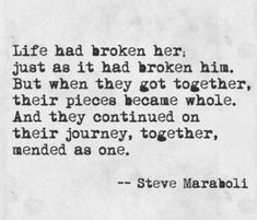15 Mended Relationship Quotes