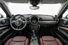New Mini Clubman -Mini's longest car yet http://blog.gaadikey.com/new-mini-clubman-minis-longest-car-yet/