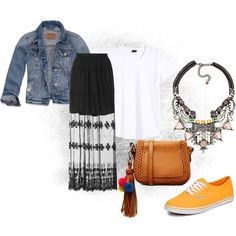 Untitled #91 by lenik24 on Polyvore featuring Hollister Co., Topshop, Vans, ALDO and Nocturne