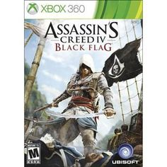 Assassins Creed Iv B F X360