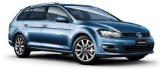 Volkswagen New Golf Variant