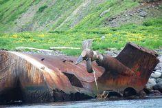 10 abandoned submarine sites