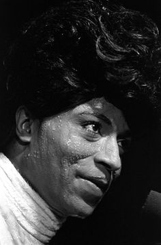 Little Richard (never knew Kool Keith was so much like him)