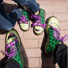 teenage mutant ninja turtles dr martens boots collection inspired