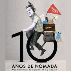 #Madrid Nómada Market Feria de Diseño Independiente ^_^ http://www.pintalabios.info/es/eventos-moda/view/es/2032 #ESP #Evento #Mercado