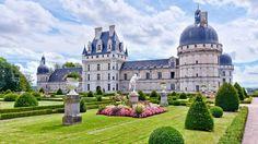 Chateau De Chenonceau France wallpaper