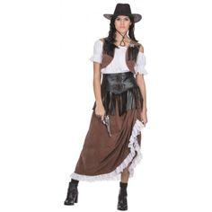 Déguisement cowgirl femme western
