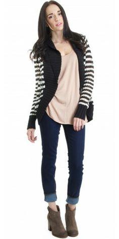 Element Cass Sweater in Black - Urban Laundry (urbanlaundry.com)