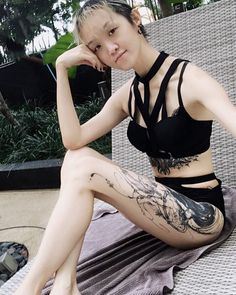 2018 1st round swimhaven't been to swim for almost 4yrs...(  ) #swim #swimsuit #tattoogirl #hkiger # #darkstyle #selfie #alternativegirl #gothicgirl #darkqueen #gothic  #iger  #stylish #gothfashion #goth #TagsForLikes #TFLers  #beautiful #852girl #instafashion #fashiongram #fashion  #photooftheday #모델 #モデル #写真 #사진 #like4likes  #hkig #hkiger #instamood #tattoogirl