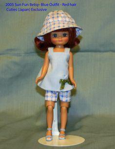 2005 - Sun Fun | Japan Exclusive | Tonner Doll Company