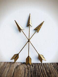 Arrow Wall Art metal arrow home decor arrow wall art | modern farmhouse