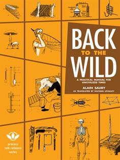 Cover of Back to the Wild | Borrow for free online with your Mesa Public Library card.