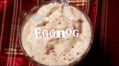 Break out your Christmas sweaters, it's Eggnog time! Whether you love it or hate it, Eggnog is a full on holiday tradition, and nothing tastes better than homemade.
