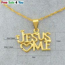 Jesus Love Me Pendant Necklaces for Women Great Jewelry Christ Savior Xmas Gift in Jewelry & Watches, Fashion Jewelry, Necklaces & Pendants | eBay