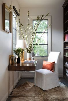 Home Office Style . Home Office Style . Fresh Interior Design Home Fice Decor, Elle Decor, Modern Interior, Home Office Design, Home Office Decor, Modern Interior Design, Home Decor, House Interior, Home Decor Tips